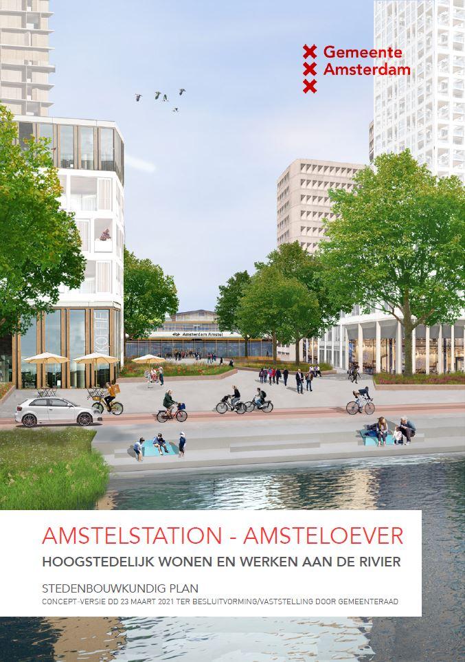 Stedenbouwkundig Plan Amstelstation - Amsteloever