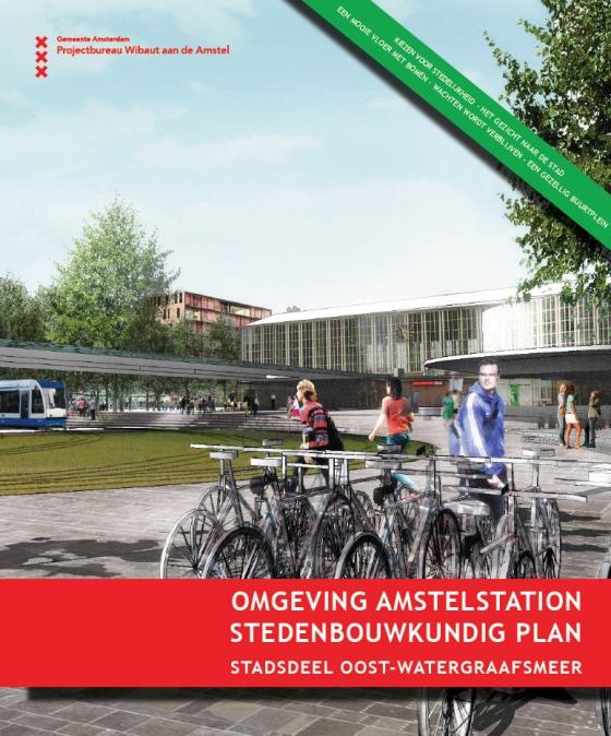 Stedenbouwkundig Plan Omgeving Amstelstation