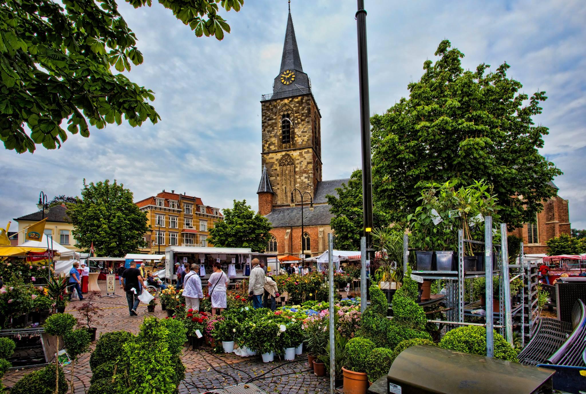 De beste binnenstad