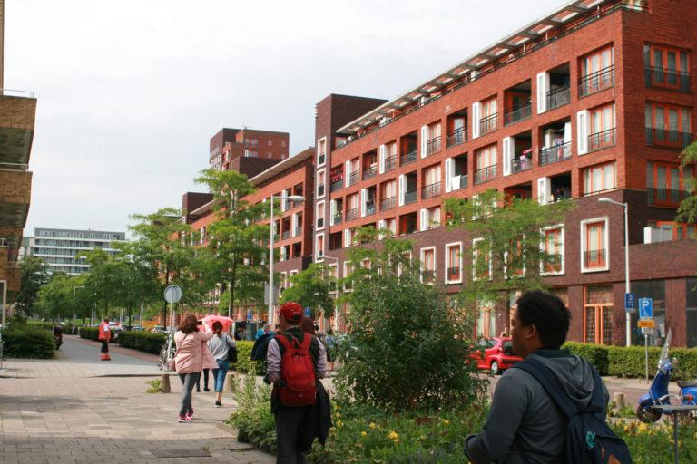 De eerste 200 nieuwbouwwoningen zijn opgeleverd
