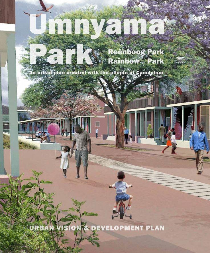 Umnyama Park - An urban plan created with the people of Camdeboo
