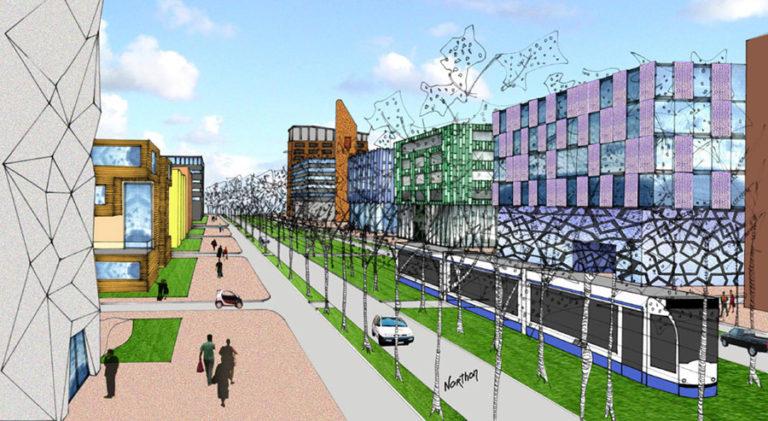 Stadsdeelraad Bos en Lommer stelt Vernieuwingsplan Kolenkitbuurt vast