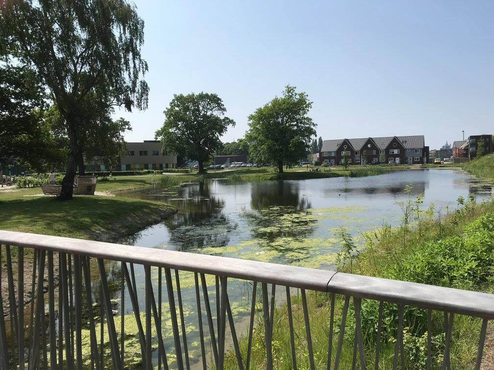 Gemeente koopt voormalig waterwingebied aan