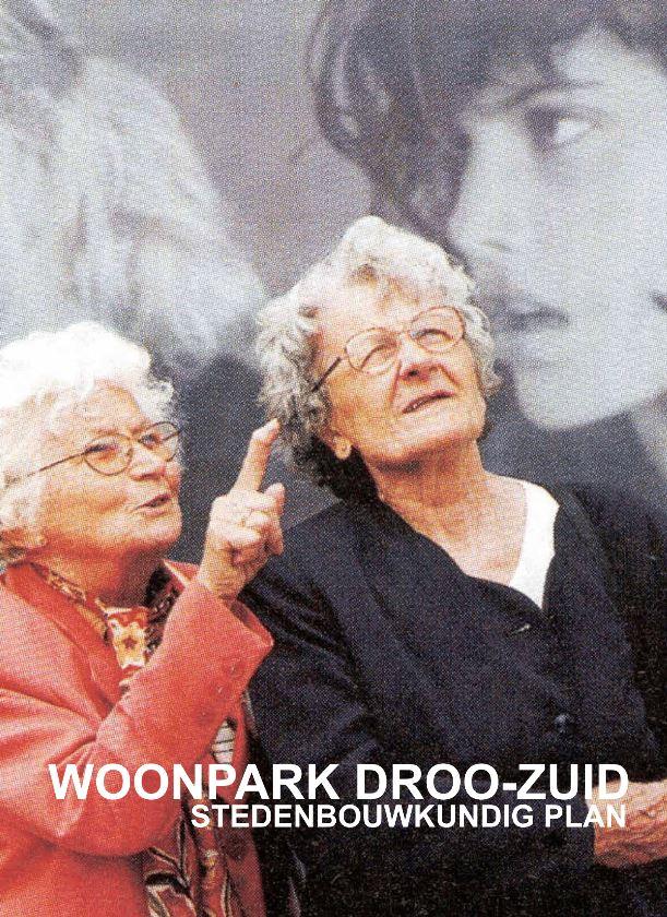 Urban Plan Residential Park Droo-Zuid