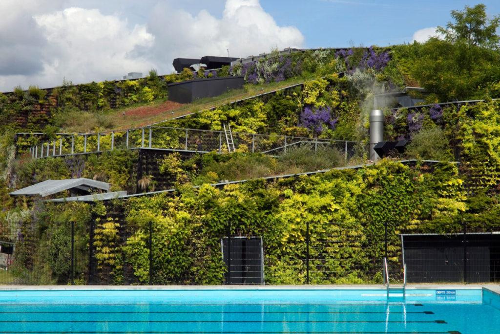 Green architecture? Mercatorplaza!