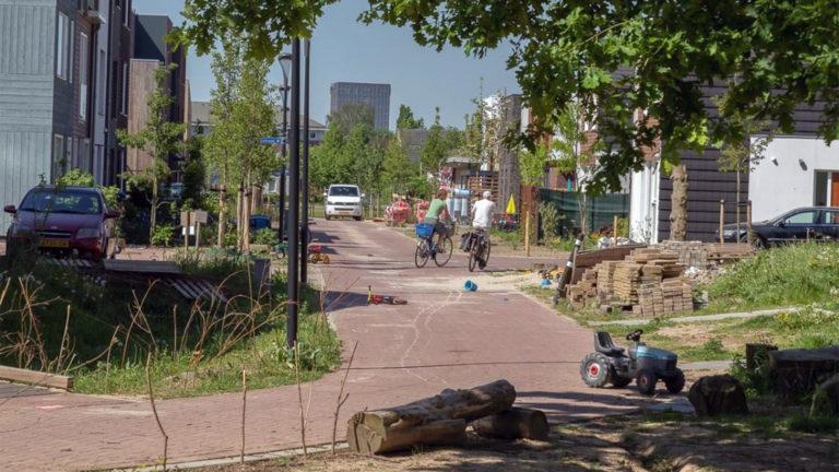 Buurtverenigingen beheren openbare ruimte